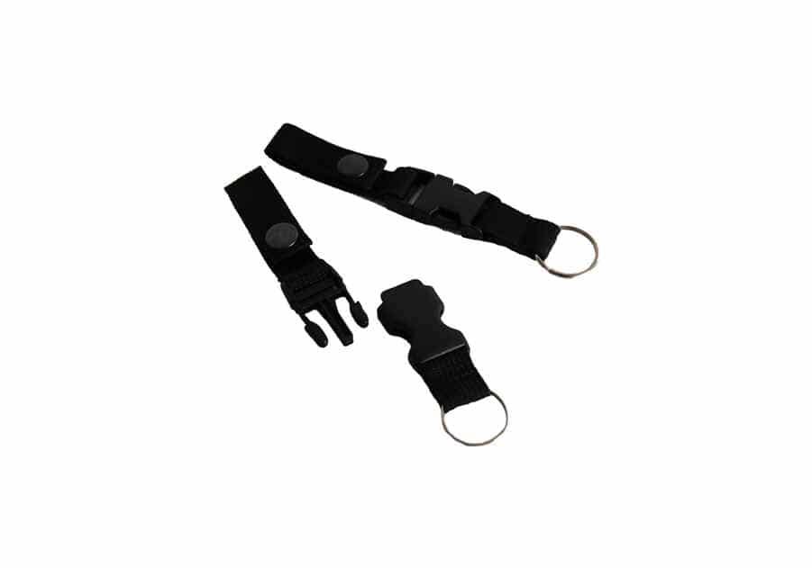 Hanger voor handboeisleutel (ontkoppelbaar)